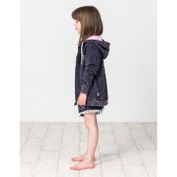 Kissed by Radicool  SUMMER NIGHTS ZIP HOOD