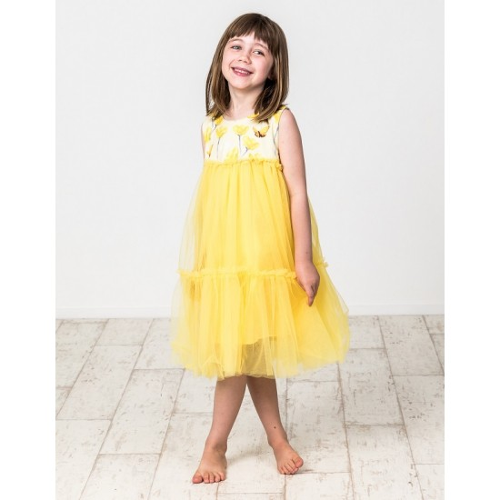 Kissed by Radicool   BUTTERCUP PRINCESS DRESS