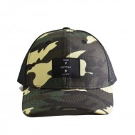 Rad Little Life Pit Stop Truckers Cap - RLL0104