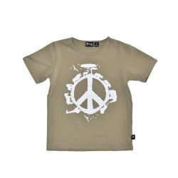 Radicool Dude WORLD PEACE TEE    RD1238