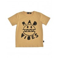 Radicool Dude MEAN MR MUSTARD TEE  -  RD1205