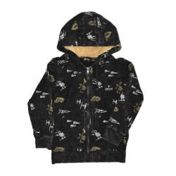 Radicool Dude SPACE FORCE ZIP HOOD  -  RD1203