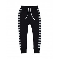 Radicool Dude  | Striped Panel Pants       ***  Size 1 and 3y   ***