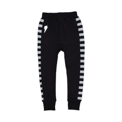Radicool Dude  | Striped Panel Pants