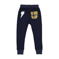 Radicool Dude  | Plaid Patch Pants