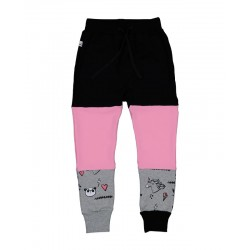 Kissed by Radicool | Unicorn Panda Stack Pant