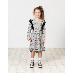 Kissed by Radicool | Unicorn Panda High Life Dress