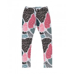 Kissed by Radicool | Leopard Camo Legging