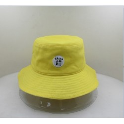 Rad Tribe | Reversible Bucket Hat - Yellow