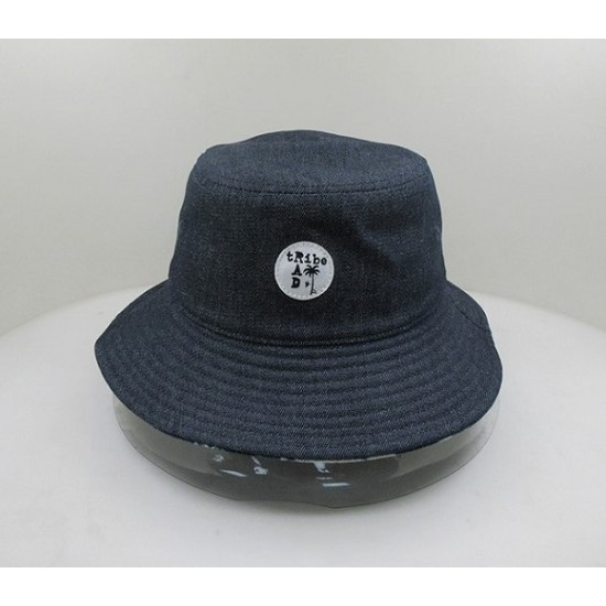Rad Tribe | Reversible Bucket Hat - Denim