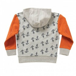 Rockin Baby Nautical Boys Sam Hoodie   ***  Size 8  ***