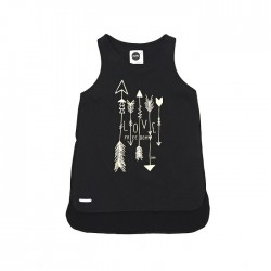Sudo Cupid Tank Black