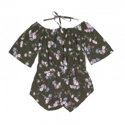 Sudo Lucy Playsuit Field   ***  Size14  ***