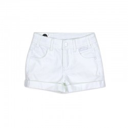 Sudo Piper High Rise Stretch Denim Shorts   ***  Size 8y  ***