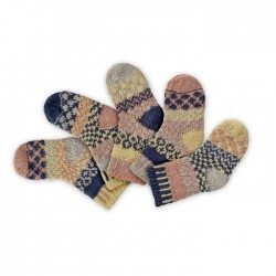 Solmate Socks - Pearl - Set of Five