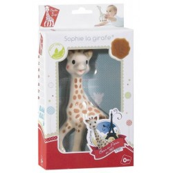 Sophie The Giraffe Chew Toy with Teething Ring