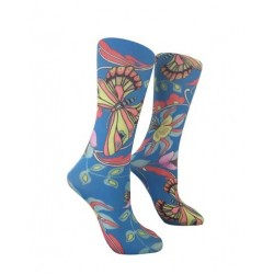 Sox Trot Tweeners Knee Highs - American Beauty